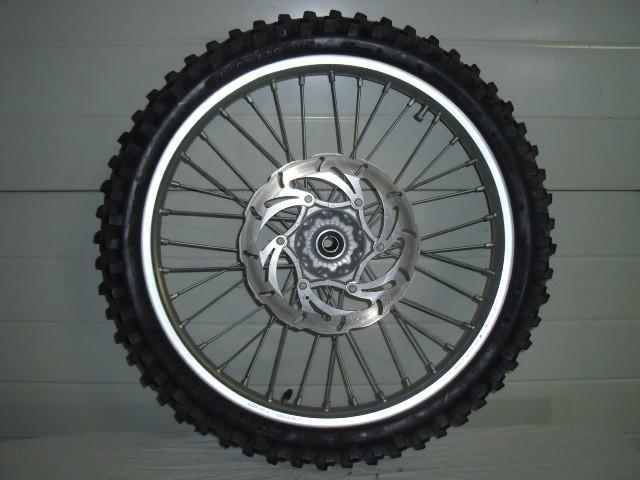 KTM voorwiel / 502