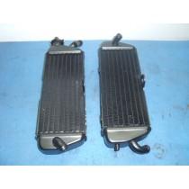 KTM radiateur set 125 / 103