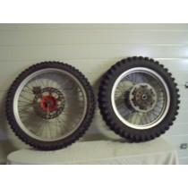 KTM wielen set Lc4 / 050