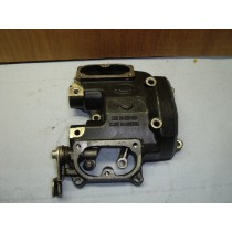 KTM cilinder kop / 191