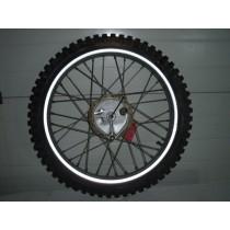 """KTM voorwiel Sun 21"""" / 041"""