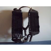 KTM radiateurs 250 / 139