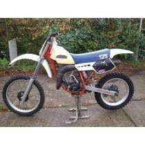 KTM motor 125 / 038