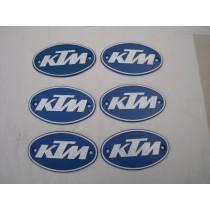 KTM tank emblemen / 001