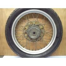 """KTM achterwiel 18"""" Nordisk / 059"""
