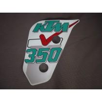 KTM sticker 350 / 010