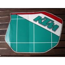 KTM sticker / 027
