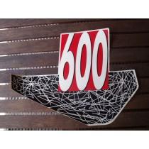 KTM sticker 600 / 031