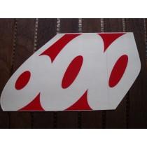 KTM sticker 600 / 035